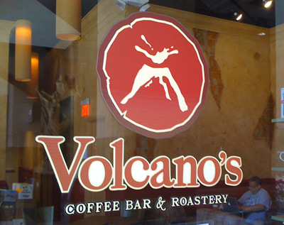 Volcano's Coffee Bar