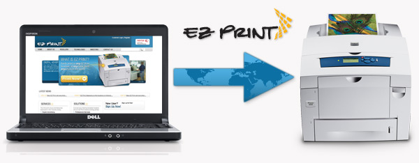EZ Print - Print anywhere, anytime